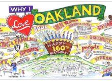Final Oakland Mural